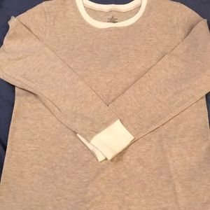 Cuddle duds thermal long sleeved shirt